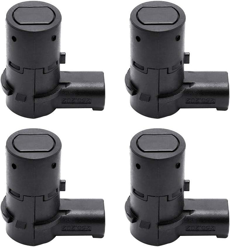 4pcs Bumper Object Reverse Backup Parking Assist Sensor for 2001-2011 Ford F250