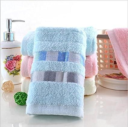 GGCCX Toalla toalla de baño Toallas Archivo De Forja Cinta De Algodón Uniforme De Celosía (