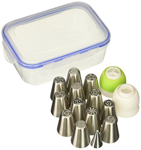 Russian Piping Tips Russian Nozzles For Cake Cupcake Icing