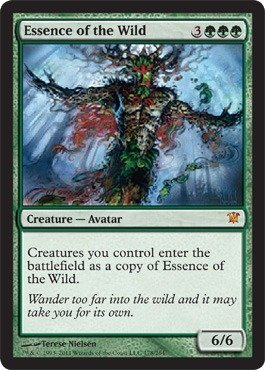 Magic: the Gathering - Essence of the Wild - Innistrad