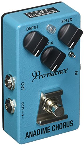 Standard Flange Dimensions - Providence Anadime Chorus Effects Pedal