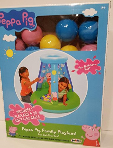 Peppa Pig Family Playland Moose Mountain Marketing Inc