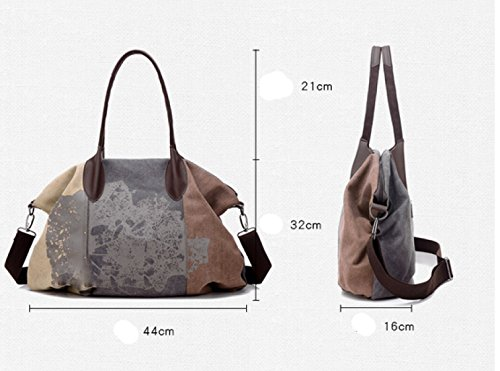 Backpack Leisure Travel Bag Messenger Laidaye purpose Business Multi Blue Shoulder Handbag 1wfqPf