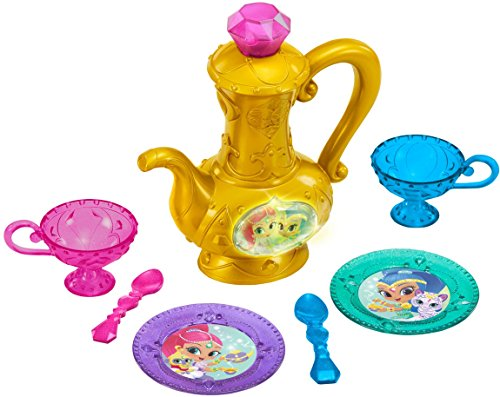 Fisher-Price Nickelodeon Shimmer & Shine, Magical Genie Tea Party (Magical Tea)