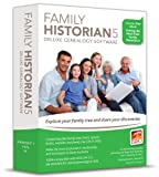 Software : Family Historian 5 Deluxe Genealogy Software