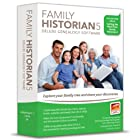 Family Historian 5 Deluxe Genealogy Software