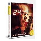 24 heures chrono, saison 5 - coffret 6 dvd