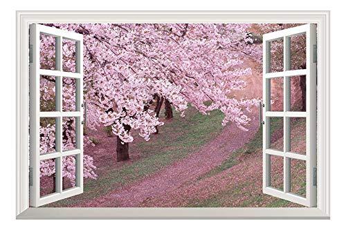 Cherry Blossom Wallpaper For Walls - wall26 - Self-adhesive Wallpaper Large Wall Mural Series (24