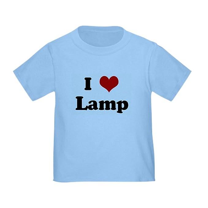 I love lamp t shirt