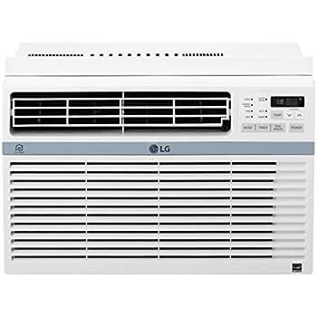 LG LW1016ER 10,000 BTU 115V Window-Mounted AIR Conditioner with Remote Control