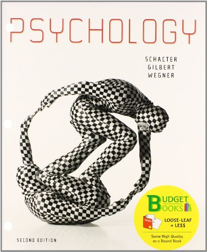 Psychology with Psych Portal Access Code -  Daniel L. Schacter, Loose-Leaf