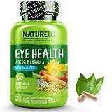 Best Eye Supplements - NATURELO Eye Vitamins - AREDS 2 Formula Review