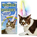 Accoutrements Inflatable Unicorn Horn for Cats