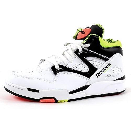 831d1d6b04b1 Reebok Classic Pump Omni Lite Urban LE White Womens Sneakers