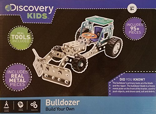 Discovery Kids Toys (Discovery Kids Build Your Own Bulldozer or Dump Truck)