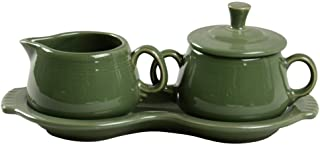 product image for Homer Laughlin Sugar Creamer Set, Sage