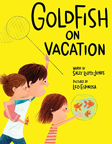 Price comparison product image Goldfish on Vacation