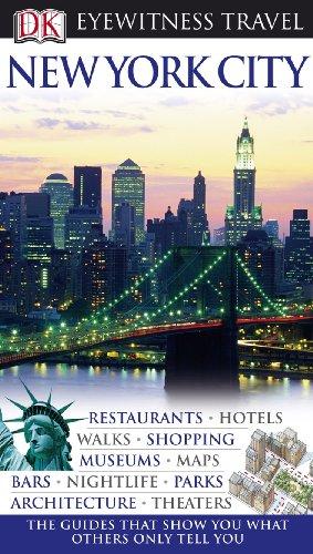 New York City (Eyewitness Travel Guides)