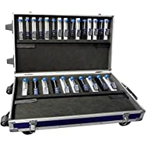 Suzuki Musical Instrument Corporation HB-25 Tone Chime 2 Octave Set with Case