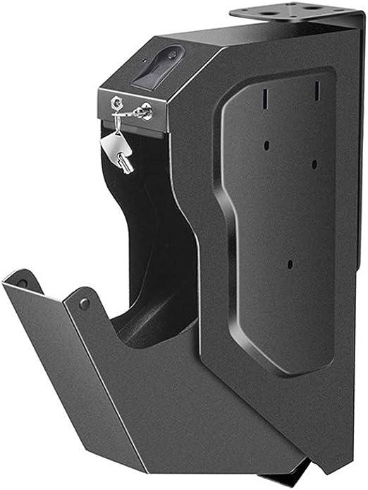 WHCCL Caja de Pistola de 120 Huellas Dactilares, Caja de Pistola ...