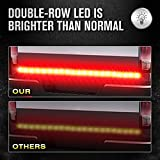 AMBOTHER 60-Inch Tailgate Light Bar Double Row