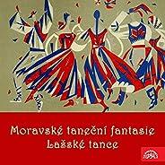 Moravian Dance Fantasias, .: Vivo