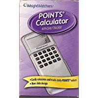 New 2009 Weight Watchers Electronic Tracker & Points Calculator