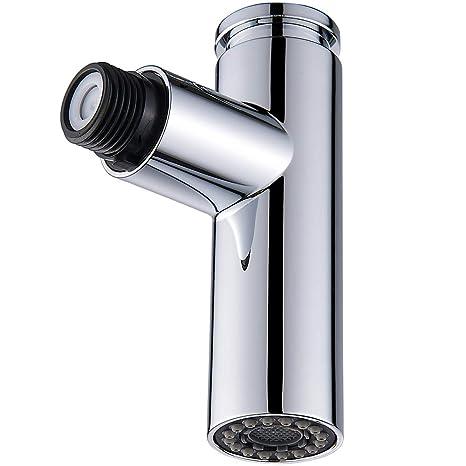 Amazon.com: Faucet Head,Pull-Out Spray Head Bathroom Kitchen ...