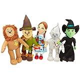 """Wizard Of Oz 15"""" Plush Set Of 5"""