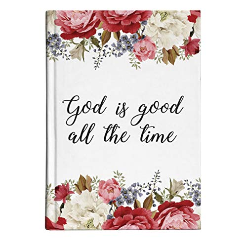 God is Good Religious Floral Har...