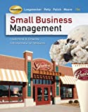 Small Business Management (Book Only), Longenecker, Justin G. and Petty, J. William, 0324827849