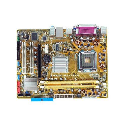 ASUS P5GC-MX/1333 Socket 775 ATX Bare Motherboard