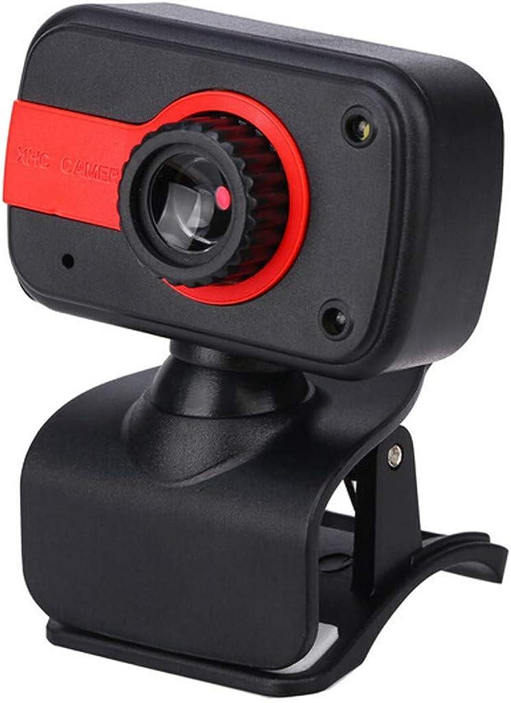Xinantime HD Webcam USB Desktop Laptop Camera Play Video Calling Computer Camera