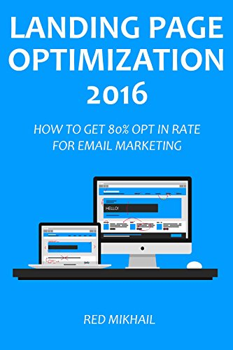 Amazon Landing Page Optimization 2016 How To Get 80 Opt In