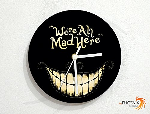 Alice In Wonderland Clocks: Amazon.com
