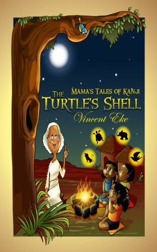 The Turtles Shell (Mamas Tales of Kanji Book 1)