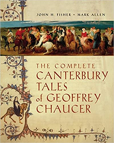what 3 things did chaucer criticize in canterbury tales