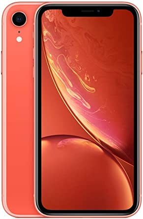 Comprar Apple iPhone XR (128GB) - Coral (incluye Earpods, adaptador de corriente)