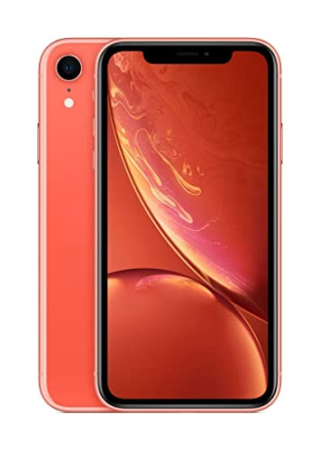 Apple iPhone XR (64GB) , Coral