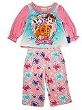 Nikelodeon Paw Patrol Toddlers 2-piece Pink Pajama Set (4T)