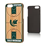 Keyscaper Bamboo iPhone 6 / 6S Cases NCAA - Michigan State University