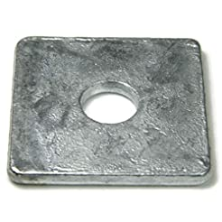 Square Washers Hot Dipped Galvanized - 1...