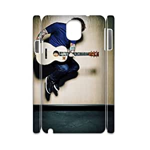 YUAHS(TM) Custom 3D Cover Case for Samsung galaxy note 3 N9000 with Ed Sheeran YAS037512