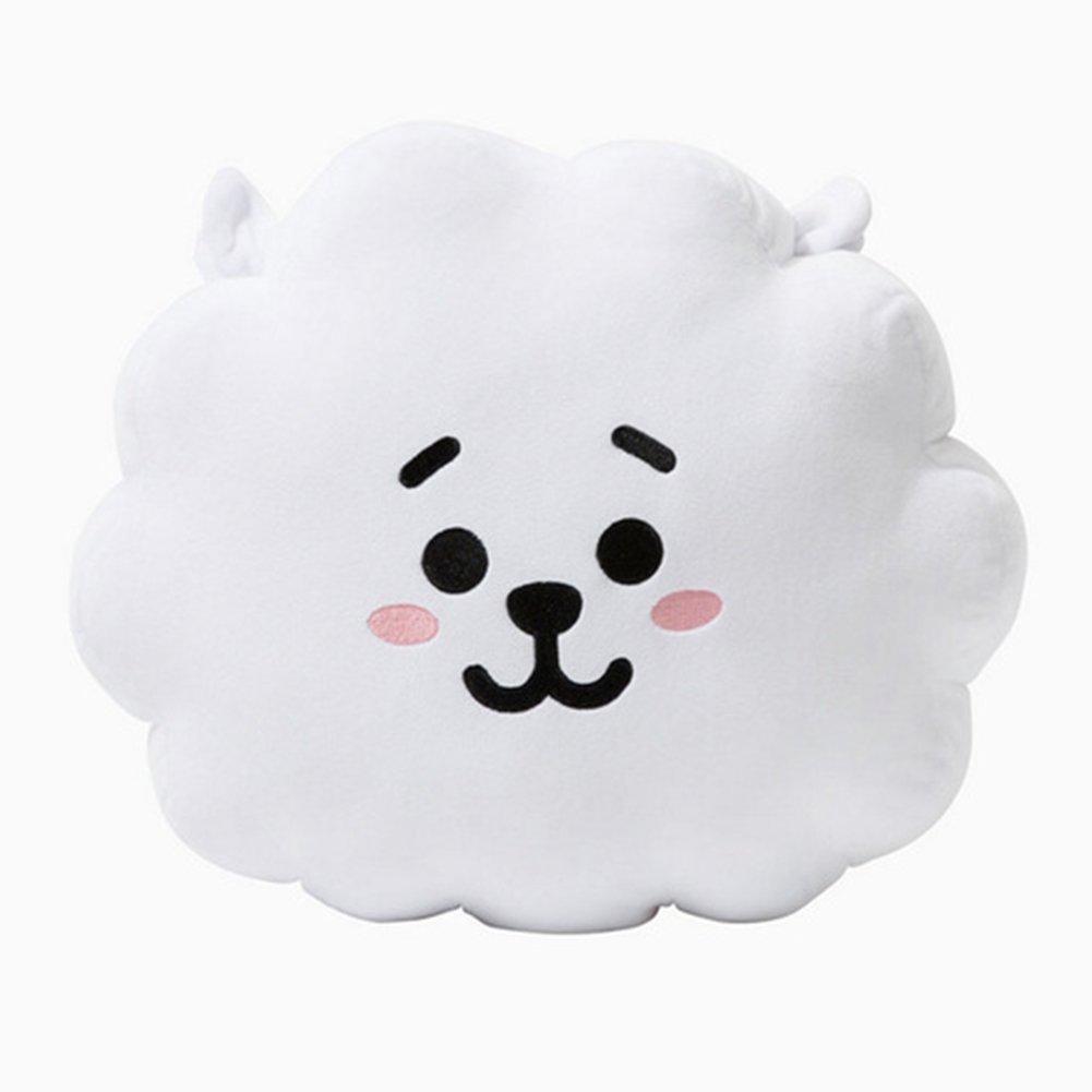 (Sheep (Rj-jin)) - Leoie BTS BT21 Cute BT21 Cartoon Bolster Plush (Rj-jin) Doll TATA COOKY CHIMMY SHOOKY MANG VAN Toys Bolster Throw Pillow Cushion Gifts for Children(RJ) Sheep (Rj-jin) B07F39X3JW, 藤八屋:3fc869ec --- m2cweb.com