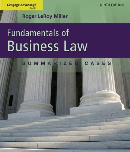 business law summary
