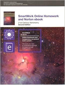 norton smartwork online homework