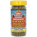 Bragg Sea Kelp Delight Organic Sea Kelp Seasoning, 76.5g