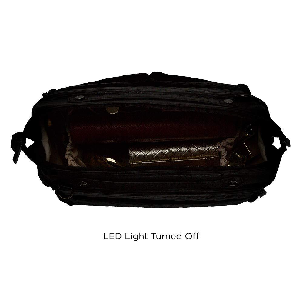 LittBag by PurseN LED Lighted Organizer Insert for Handbags Purses by PurseN (Image #3)