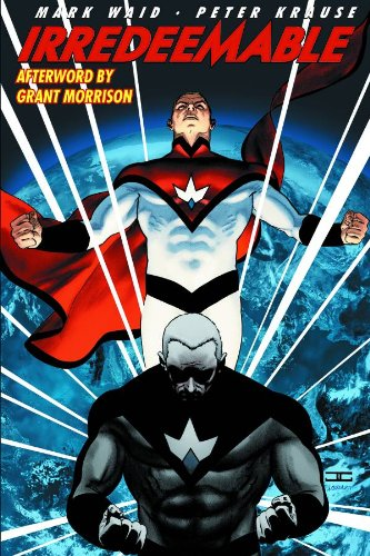 Book cover from Irredeemable: Volume 1 by Mark Waid