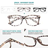Gaoye 3-Pack Blue Light Blocking Glasses, Fashion